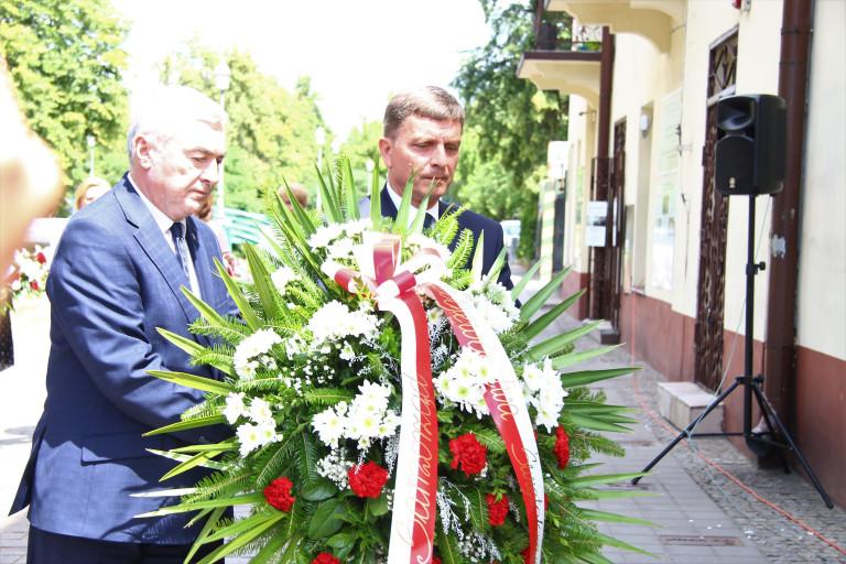 Upamiętnili ofiary pogromu