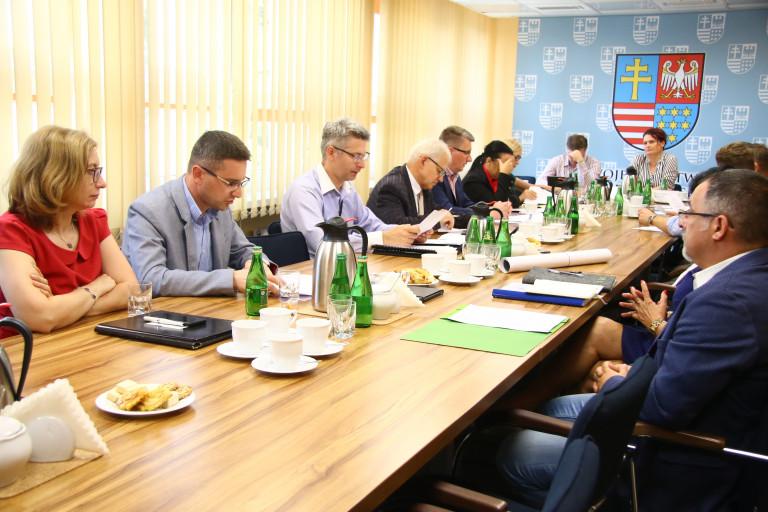 Obradowała Komisja Budżetu i Finansów Sejmiku Województwa