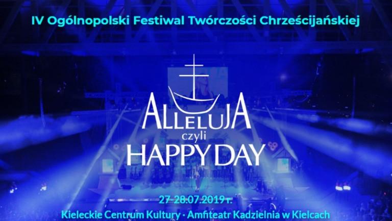 Najlepsi twórcy muzyki chrześcijańskiej zagoszczą w Kielcach