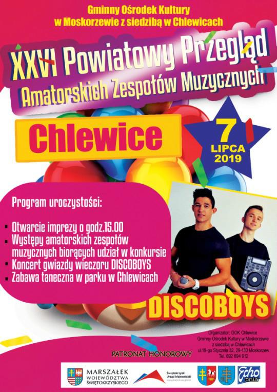 Muzyczna zabawa i rywalizacja w Chlewicach