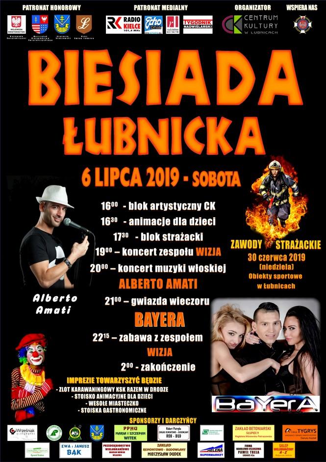 Sobota z Biesiadą Łubnicką