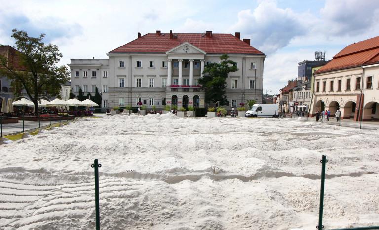 Plażowe rozgrywki od soboty w stolicy województwa