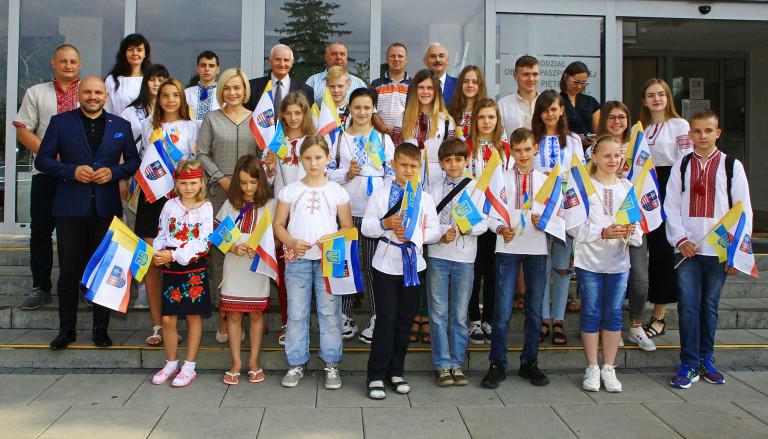 Szczególni goście z Ukrainy odpoczywają w województwie świętokrzyskim