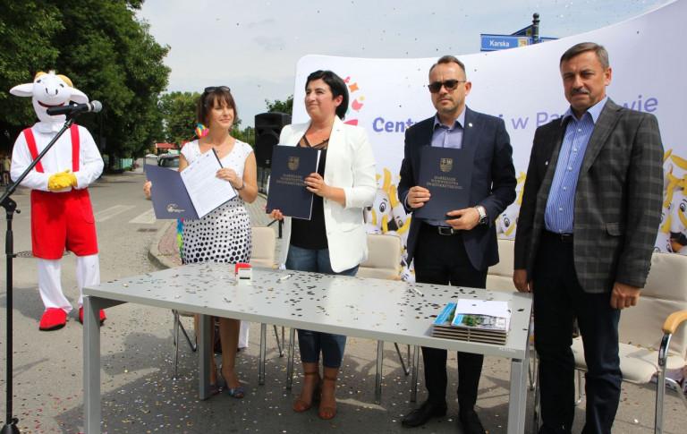 Bajkowy park edukacyjny powstanie w Pacanowie