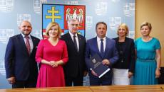 Podpisanie Umowy Z Gminą Staszów (8)