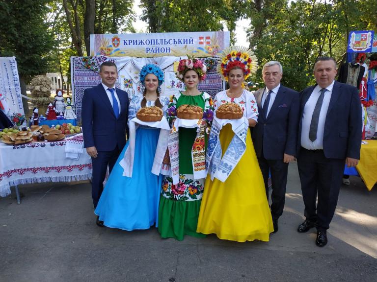 Winnica świętuje 28. rocznicę niepodległości Ukrainy razem z przedstawicielami województwa świętokrzyskiego