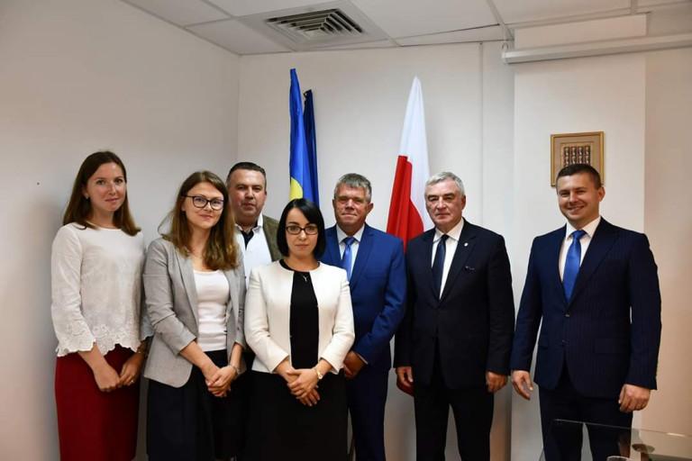 Delegacja Na Ukrainie