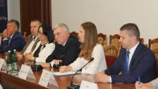 Delegacja Samorzadu Województwa W Winnicy Sierpień 2019