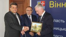 Delegacja Samorzadu Województwa W Winnicy Sierpień 2019 3