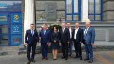 Delegacja Samorzadu Województwa W Winnicy Sierpień 2019 5