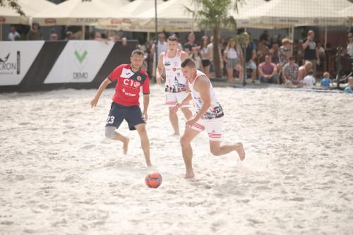 Sporty Plażowe Festiwal W Kielcach 4