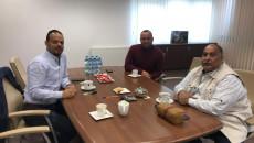 Wizyta w regionie świętokrzyskim przedstawicieli firm z branży owocowo-warzywnej z Egiptu.