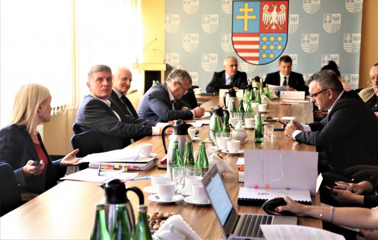 Obradowały Komisje Sejmiku – Rolnictwa, Zdrowia oraz Samorządu Terytorialnego