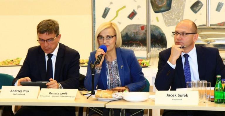 Obradował Komitet Monitorujący Regionalnego Programu Operacyjnego Województwa Świętokrzyskiego 2014 – 2020