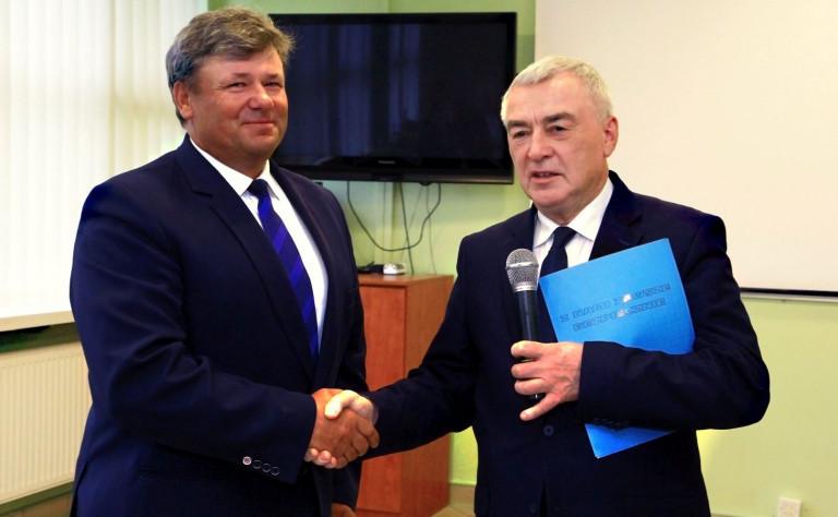 Zbigniew Duda objął stanowisko dyrektora WORD