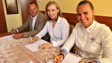 Podpisanie Umowy W Departamencie Ochrony Zdrowia (1)