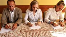Podpisanie Umowy W Departamencie Ochrony Zdrowia (2)
