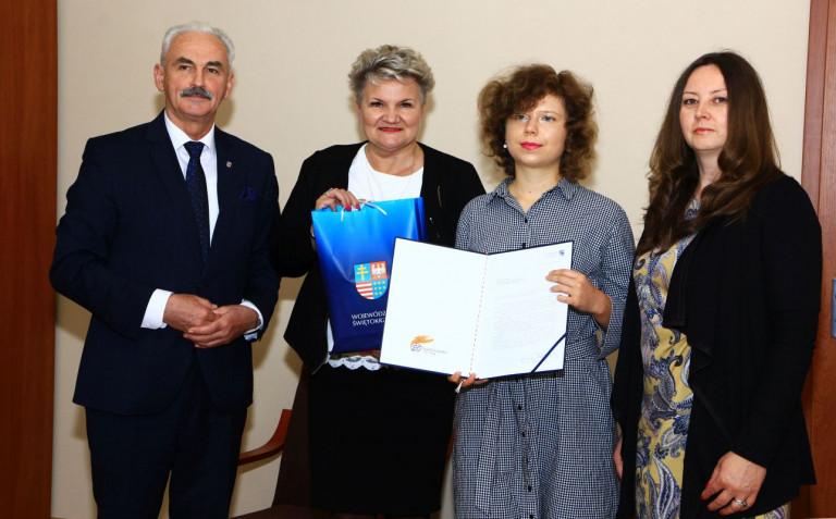 Paulina Gręda – młode pokolenie ambasadorów regionu świętokrzyskiego
