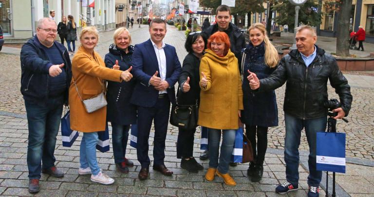 Kierunek Świętokrzyskie! Touroperatorzy z Ukrainy zwiedzili nasz region