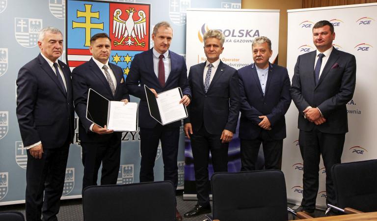Czystsze powietrze! PGE Energia Ciepła w Kielcach będzie mieć nowe urządzenia na gaz
