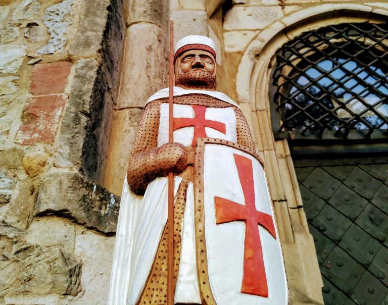 Templariusze w Opatowie
