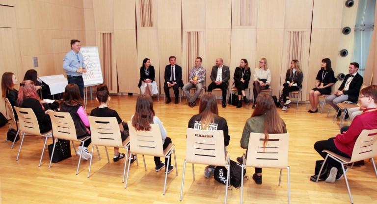 Samorząd województwa i samorządy szkolne – razem możemy więcej!