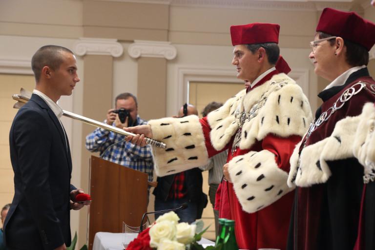Jubileuszowa inauguracja roku akademickiego na Uniwersytecie Jana Kochanowskiego