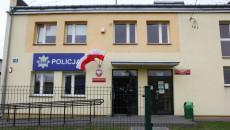 Uroczystość otwarcia posterunku policji w Bielinach z udziałem marszałka województwa świętokrzyskiego Andrzeja Bętkowskiego