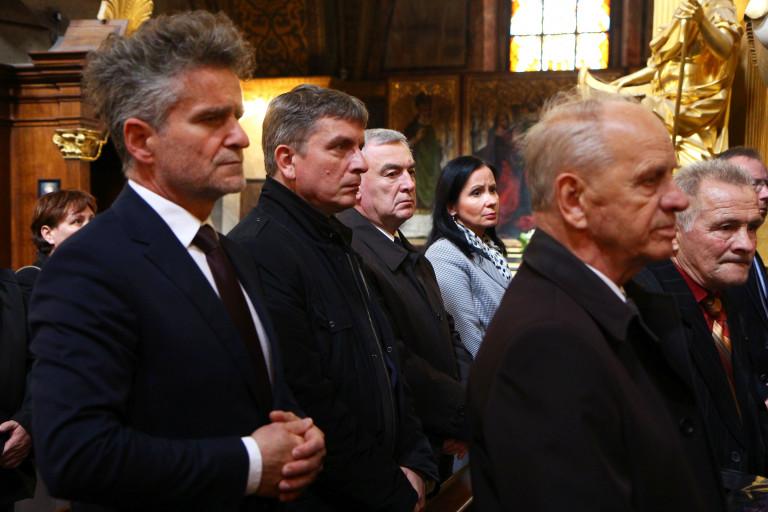 Pożegnaliśmy prof. Stefana Pastuszkę, byłego przewodniczącego Sejmiku Województwa Świętokrzyskiego