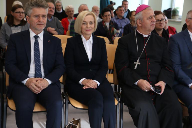 Centrum Dziennej Opieki i Pielęgnacji Caritas w Wiśniówce otwarte