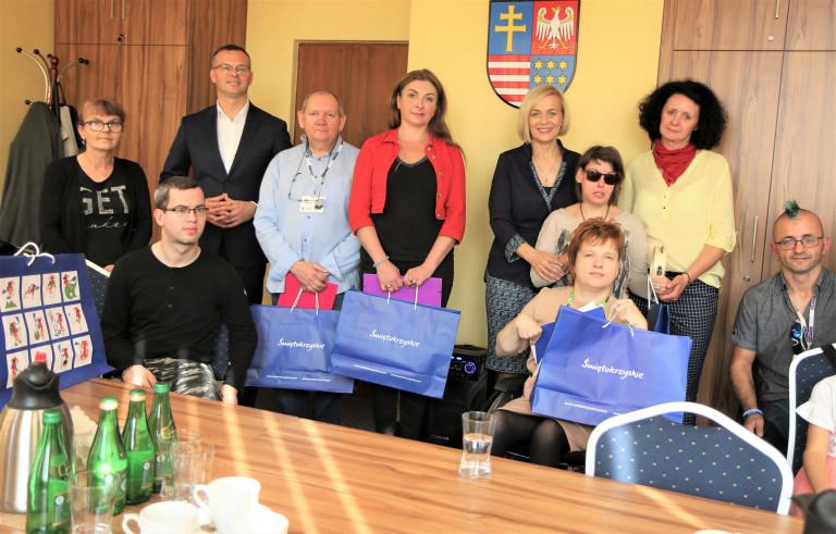 Starachowicka fundacja promuje inicjatywy na rzecz osób niepełnosprawnych
