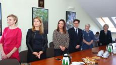 Spotkanie Z Dyrektorami Jednostek Oświatowych (2)