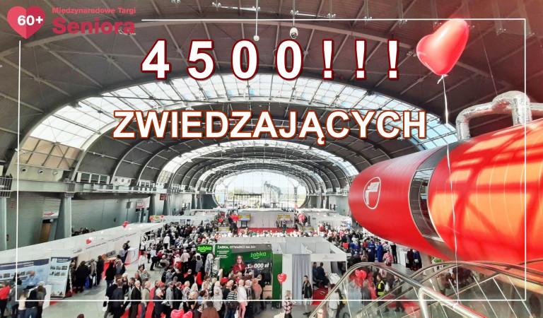Duży sukces pierwszych TARGÓW SENIORA w Kielcach, współorganizowanych przez Regionalny Ośrodek Polityki Społecznej Urzędu Marszałkowskiego Województwa Świętokrzyskiego