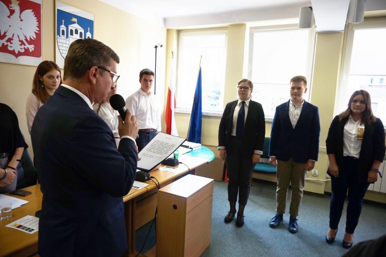 Obradował Młodzieżowy Sejmik Województwa Świętokrzyskiego