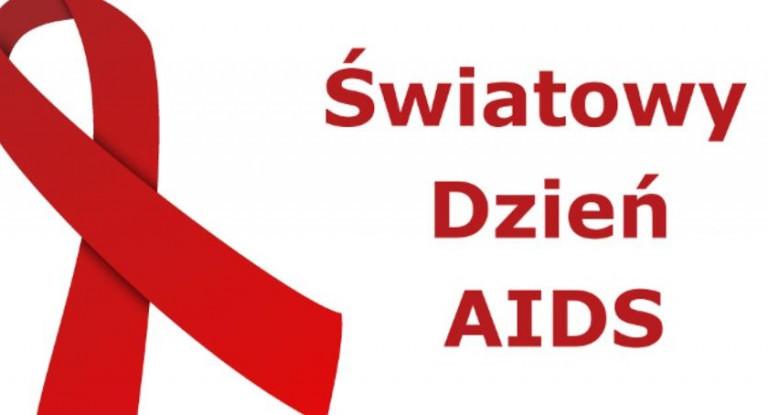 światowy Dzień AIDS banner