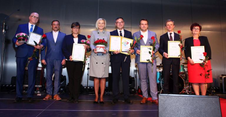 Gala tegorocznej edycji konkursu Lider Ekonomii Społecznej organizowanego przez Regionalny Ośrodek Polityki Społecznej Urzędu Marszałkowskiego Województwa Świętokrzyskiego