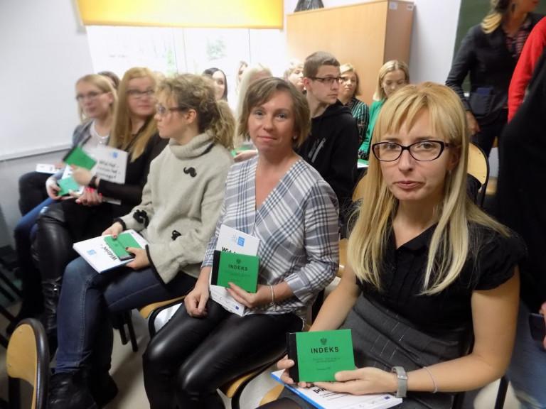 Dzień Pracownika Socjalnego i Dzień Patrona w Centrum Kształcenia Zawodowego i Ustawicznego w Skarżysku – Kamiennej
