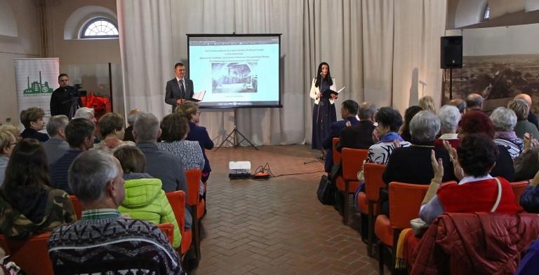120. rocznica oddania do użytku Zakładu Wielkopiecowego w Starachowicach