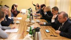 Posiedzenie Komisji Edukacji, Kultury i Sportu Sejmiku Województwa Świętokrzyskiego (widok ogólny)