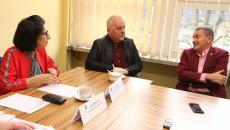 Posiedzenie Komisji Rewizyjnej Sejmiku Województwa Świętokrzyskiego