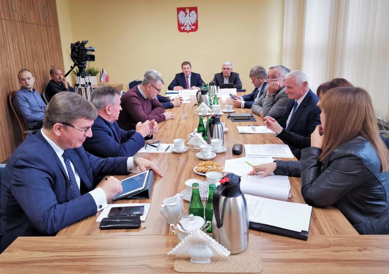 Obradowała Komisja Rolnictwa, Gospodarki Wodnej i Ochrony Środowiska