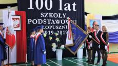 Jubileusz 100 Lat Szkoły Podstawowej W Łopusznie (8)