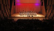 Koncert Patriotyczny Pt. Hej Orle Biały... W Wykonaniu Orkiestry Reprezentacyjnej Straży Granicznej Z Nowego Sącza W Filharmonii Świętokrzyskiej (19)