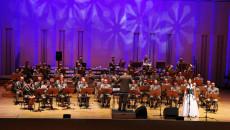 Koncert Patriotyczny Pt. Hej Orle Biały... W Wykonaniu Orkiestry Reprezentacyjnej Straży Granicznej Z Nowego Sącza W Filharmonii Świętokrzyskiej (28)