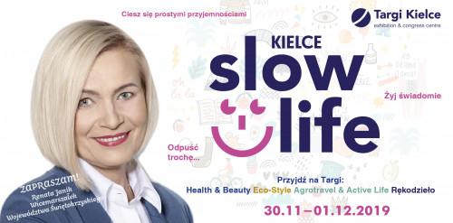 Marszałek Renata Janik Zaprasza Na Targi Slow Life