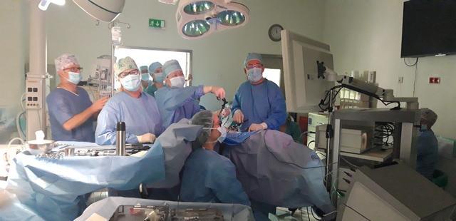 Międzynarodowa szkoła laparoskopii ginekologicznej w ŚCO