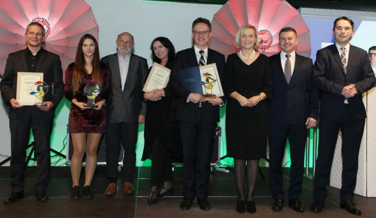 W Kielcach wręczono nagrody dla najlepszych produktów turystycznych