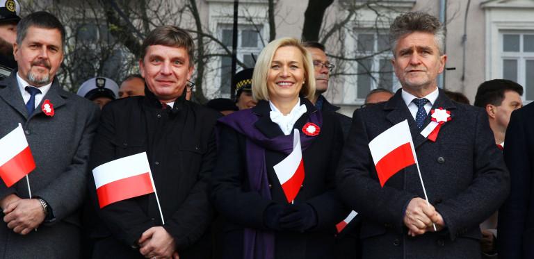 """""""Czym jest wolność? Wie ten, kto ją stracił"""". Wojewódzkie obchody Narodowego Święta Niepodległości"""