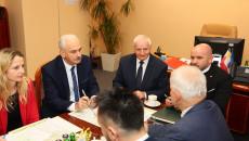 Spotkanie W Sprawie Trasy Rowerowej Eurovelo (7)