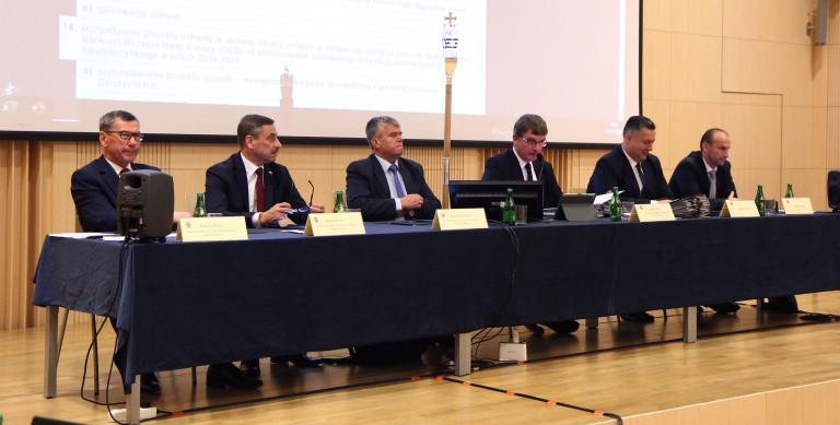 Odbyła się XIV sesja Sejmiku Województwa Świętokrzyskiego